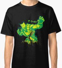 Camiseta clásica ZA WARUDO!