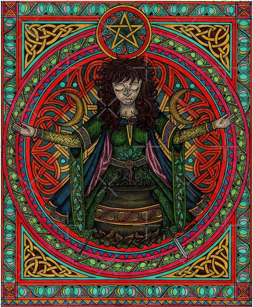 Hedgewitch Wiccawitch by CherrieB