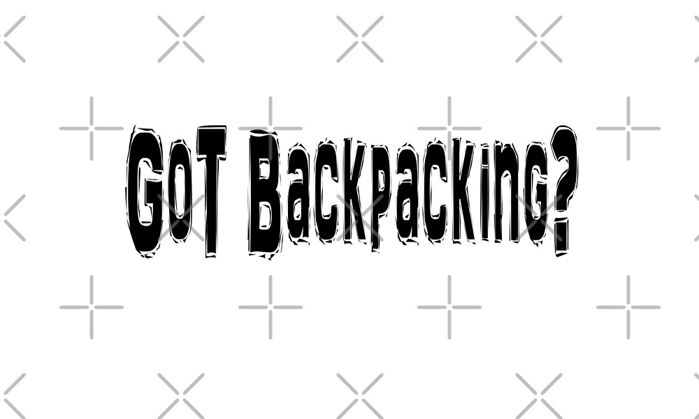 Backpacking by greatshirts