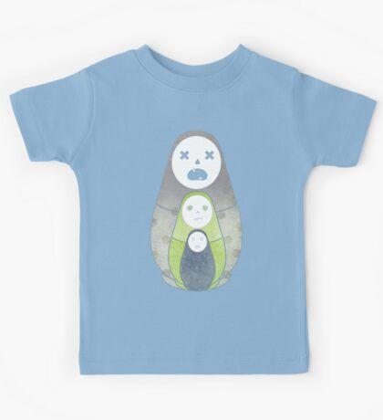 Zombie nesting dolls  Kids Clothes