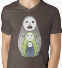 Zombie nesting dolls  T-Shirt