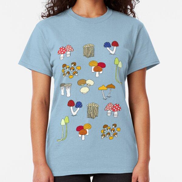 Mushroom families Classic T-Shirt