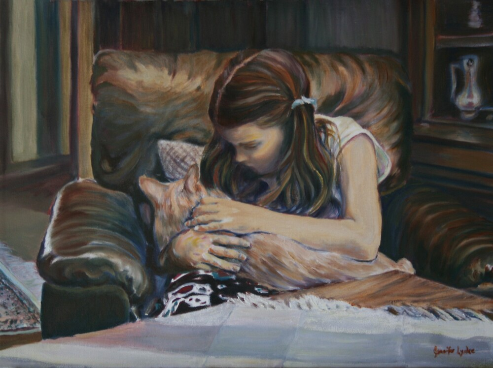 Comfort of Home by Jennifer Lycke