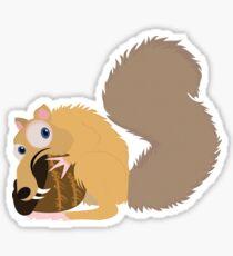 My precious - Scrat Sticker