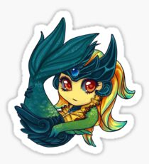 Chibi - Nami the Tidecaller Sticker