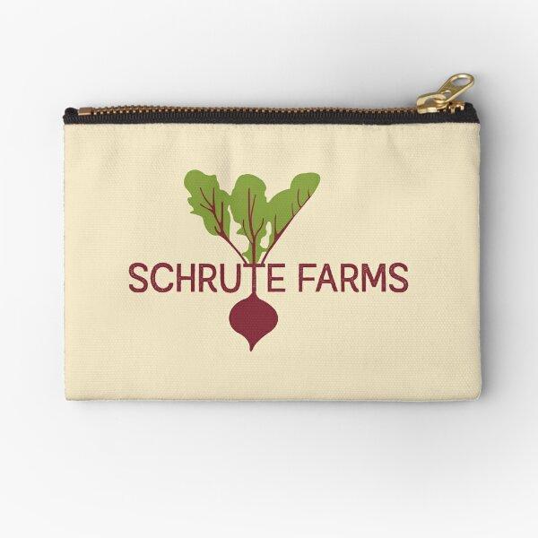 Schrute Farms Zipper Pouch