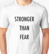 STRONGER Unisex T-Shirt
