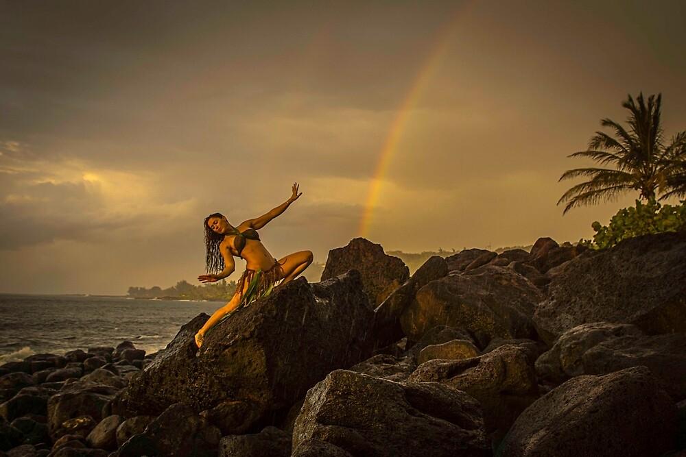 Rainbow Goddess Celebration by redmahan