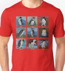 Nine Penguins Unisex T-Shirt