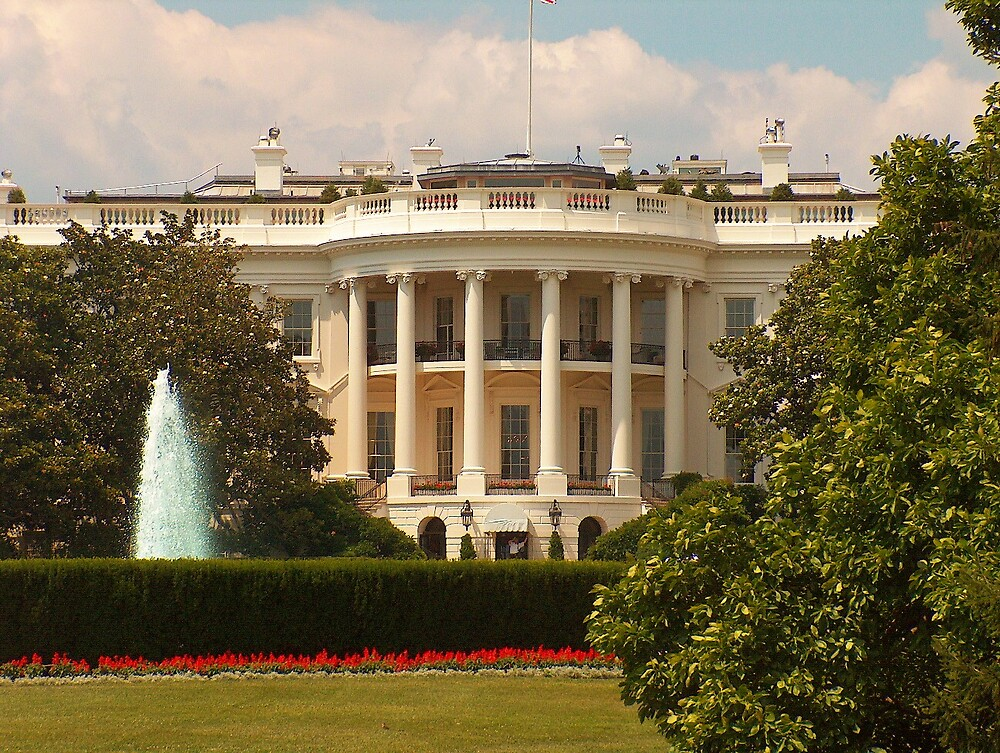 The White House by keshiadc