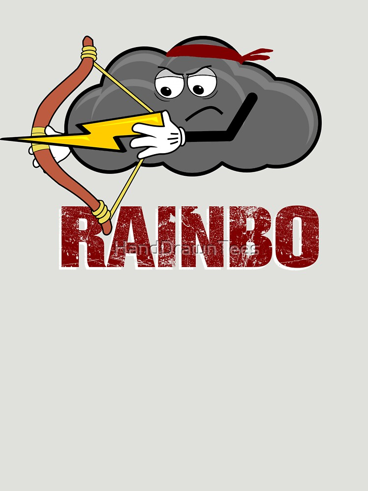 RAINBO by HandDrawnTees