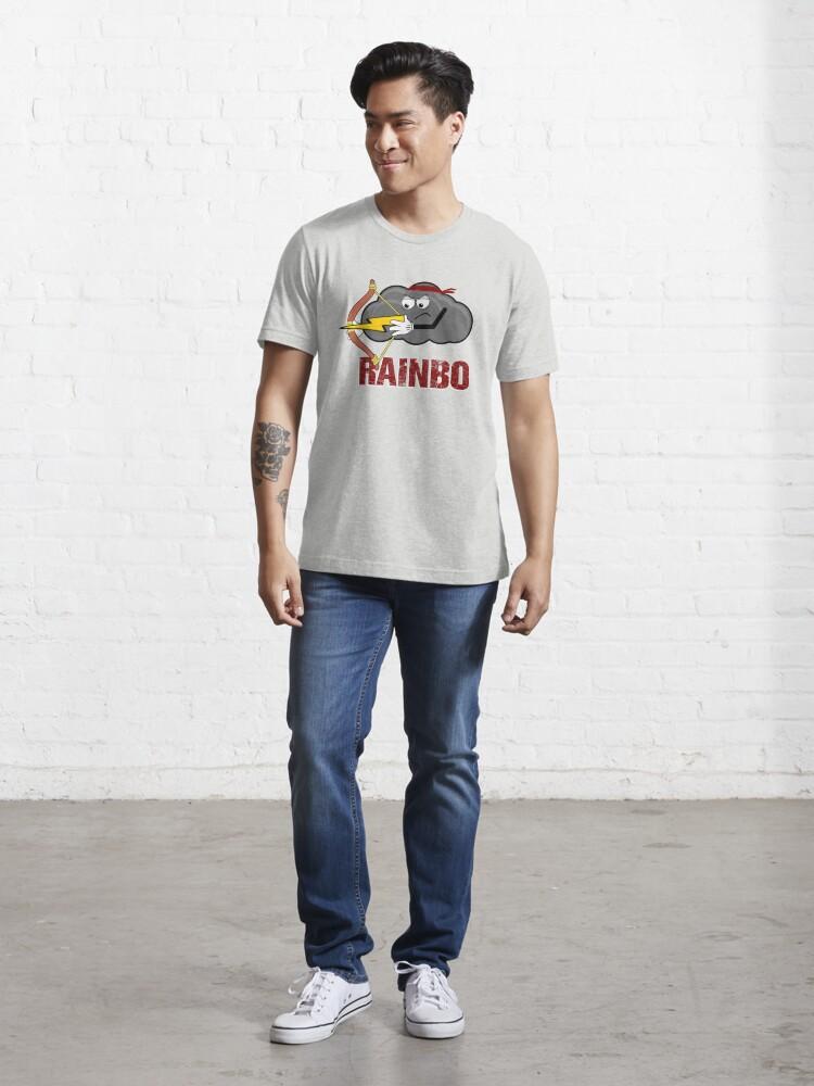 Alternate view of RAINBO Essential T-Shirt