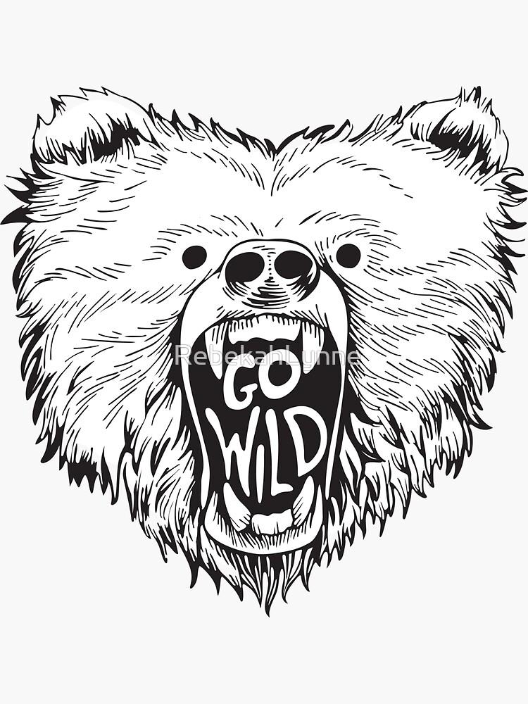 GO WILD by RebekahLynne