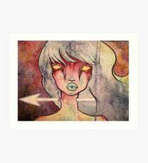 """Astrology"" Art Print"