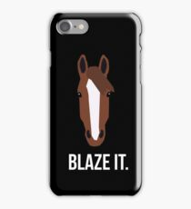 Blaze It iPhone Case/Skin