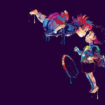 Ponyo by lauracscott