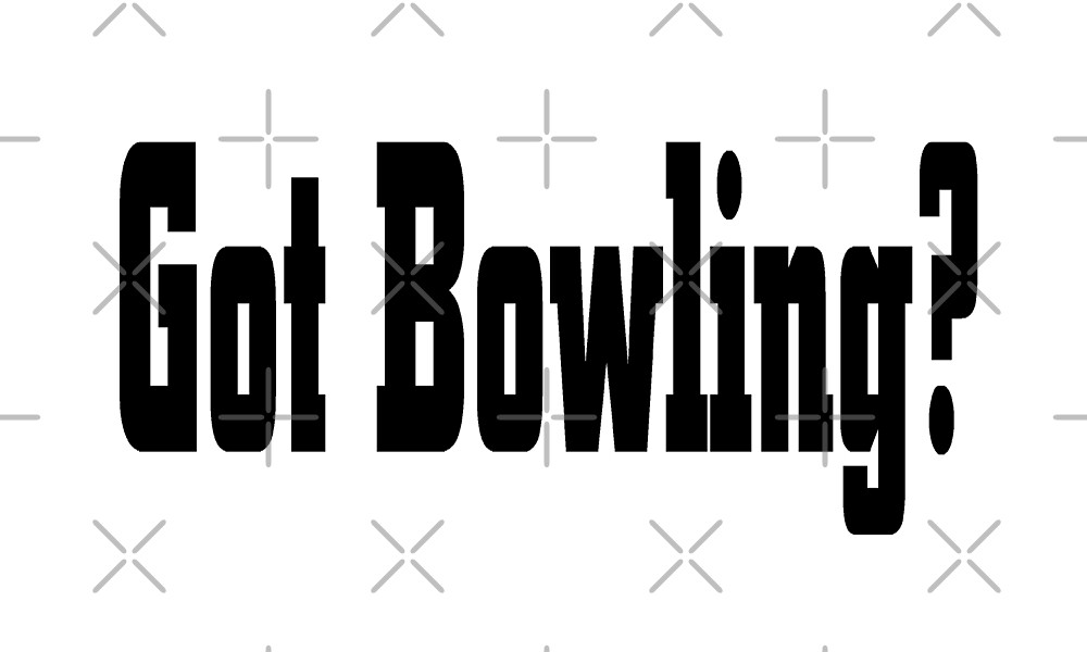 Bowling by greatshirts