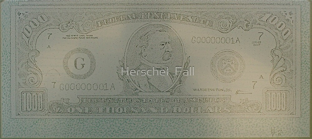 Money In The Bank by Herschel  Fall