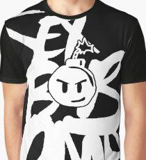 Sex Bob-Omb White Graphic T-Shirt