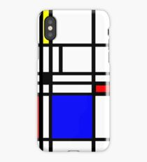 Modern Vibe 1 iPhone Case/Skin