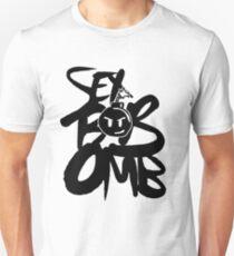 Sex Bob-Omb Black Unisex T-Shirt