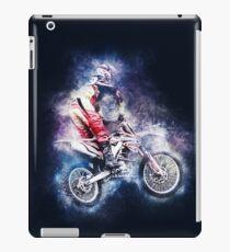 Motor Cross Racing iPad Case/Skin