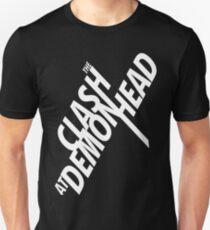The Clash at Demonhead White Unisex T-Shirt