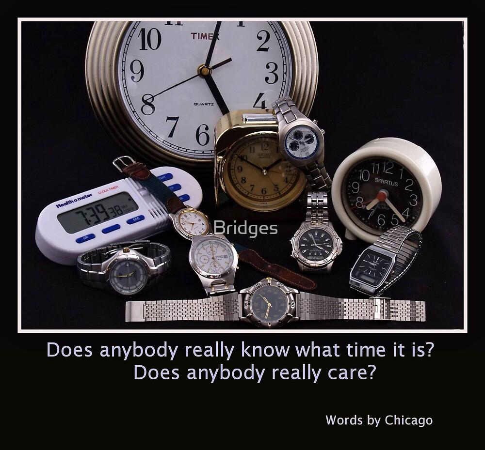 Time? by Bridges