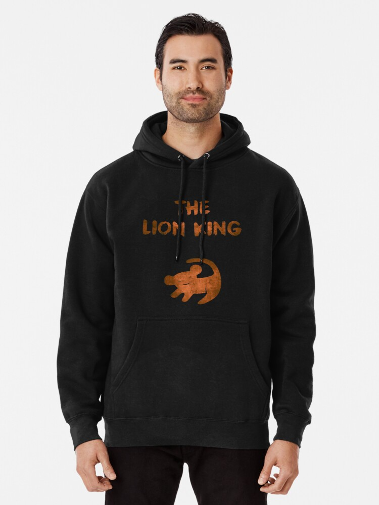 The Lion King Pullover Hoodie By Peppermintfloss Redbubble