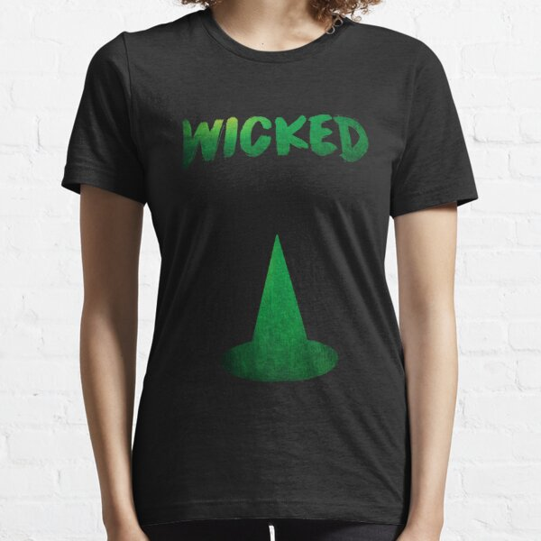 Wicked Musical Hat Logo Essential T-Shirt