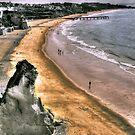 Algarve Coast Line by kathywaldron