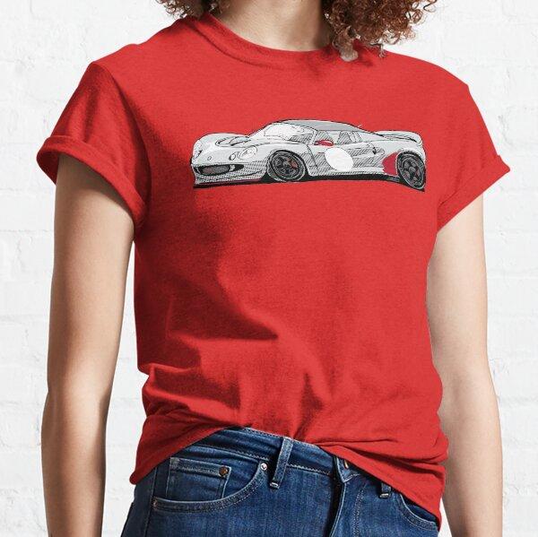 Zelio Race Car Classic T-Shirt