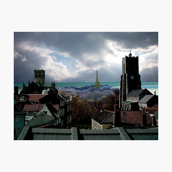 Norwich MMC Photographic Print