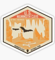 Mammoth Cave National Park Sticker