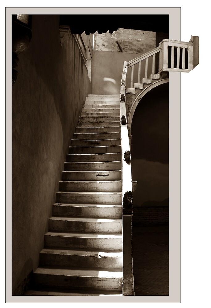 Venice Stairway by ragman