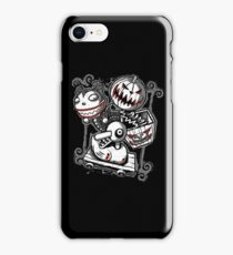 Scary Toys iPhone Case/Skin
