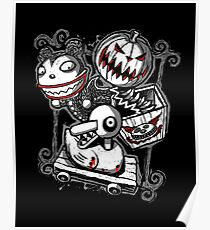 Scary Toys Poster