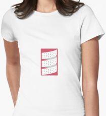 Dotty Women's Fitted T-Shirt