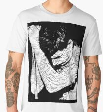 Ian Curtis - Joy Division Men's Premium T-Shirt