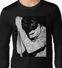Ian Curtis - Joy Division Long Sleeve T-Shirt