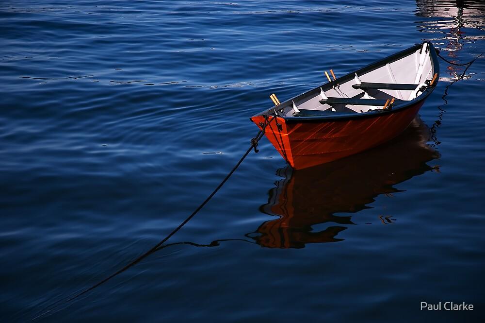 Red Boat by Paul Clarke
