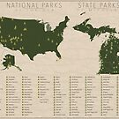 US National Parks - Michigan by FinlayMcNevin