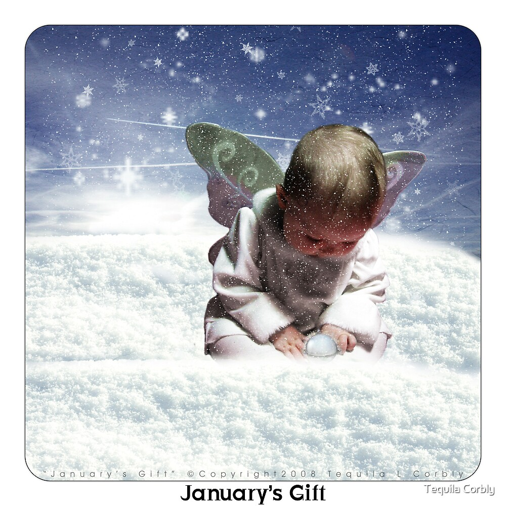 January's Gift by Tequila Corbly