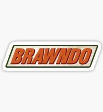 Brawndo- It's what plants crave Sticker