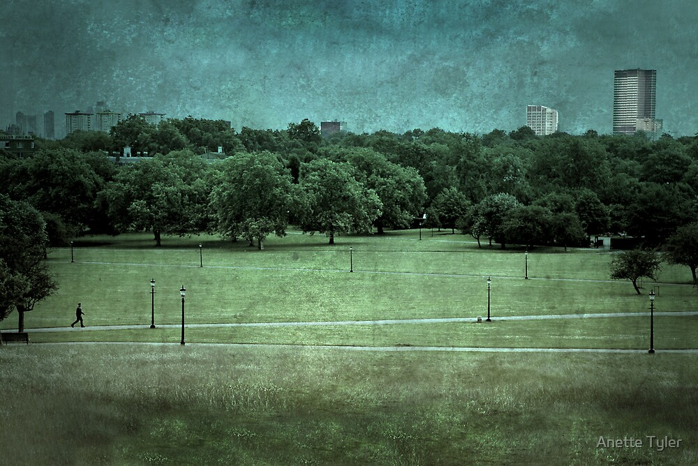 The Park by Anette Tyler