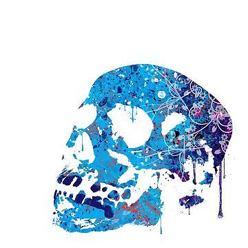 Skull by lauracscott