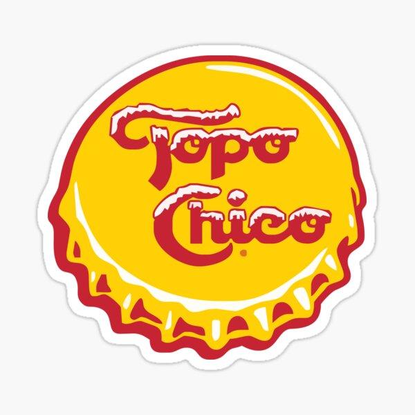 Topo Chico - mineral water Sticker