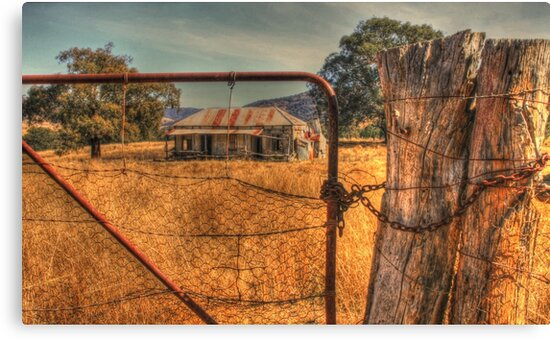 Golden relics of the past .. HDR by Michael Matthews