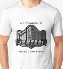 My TH is bigger than yours Unisex T-Shirt