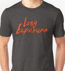long exposure logo Unisex T-Shirt